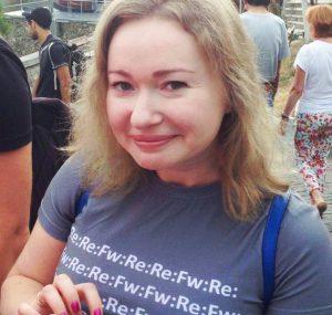 Ольга Александрова-Мясина